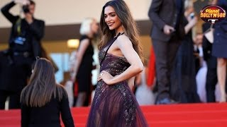 Deepika Padukone Gets A Thumbs Up From The Fashion Police At Cannes 2017