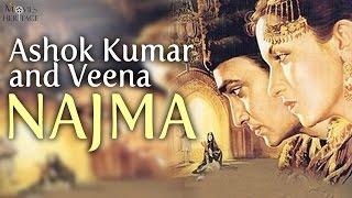 Najma 1943 | Old Hindi Full Movie | Ashok Kumar, Mehboob Khan | Movies Heritage