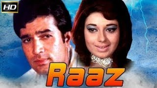 Raaz 1967 - Dramatic Movie |  Rajesh Khanna, Babita