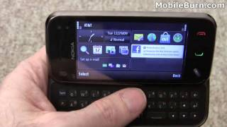 Nokia N97 mini - unboxing and first look