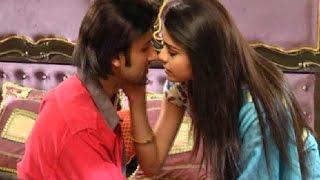 Romantic Scene In Serial