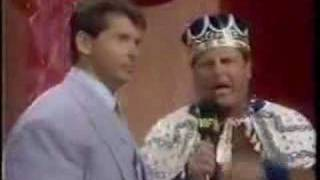 McMemphis: Chapter 3 - A Yankee in the King's Court