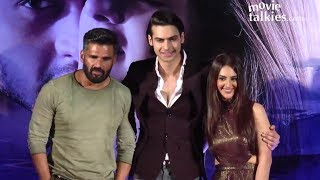 The Rally Movie Trailer Launch | Suniel Shetty