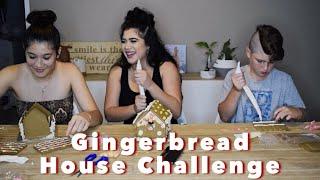 Sibling CHRISTMAS Challenge | Lailani Sauaga