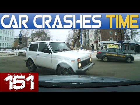 watch Car Crashes Compilation - Best of the Week - Episode #151 HD