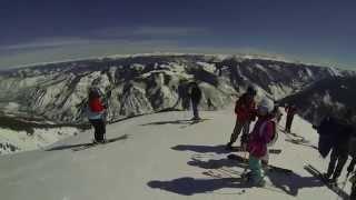 Snowboarding Aspen & Telluride 2014
