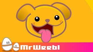 Fat Labrador : Animated Song : Mr Weebl