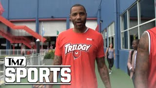 Kenyon Martin Says Knicks Should Fire