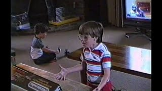 Crying Nintendo Kid
