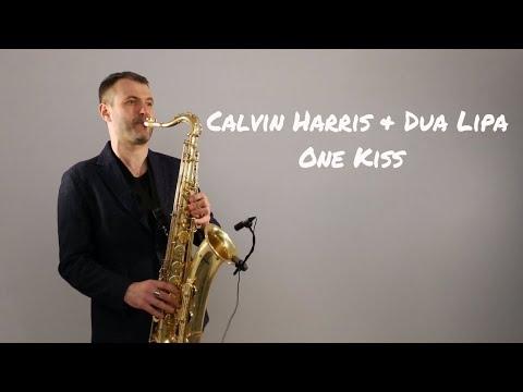 Calvin Harris, Dua Lipa - One Kiss [Saxophone Cover] by JK Sax (Juozas Kuraitis)