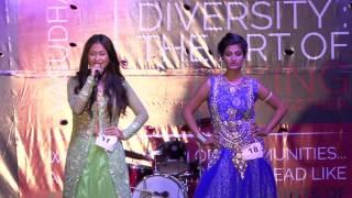 Fashion Show in Freshers 2015   Sharda University
