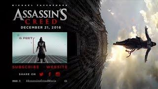 어쌔신 크리드 영화 공식예고편 (한글자막) Assassin's Creed Official Trailer