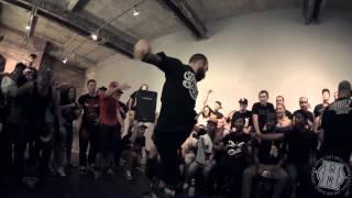 88 Stones vs J Slam | Boyz HH 1/4 | HYPE OUT '13