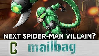 Which Spider-Man Villain Will They Use For The Homecoming Sequel? - Collider Mail Bag