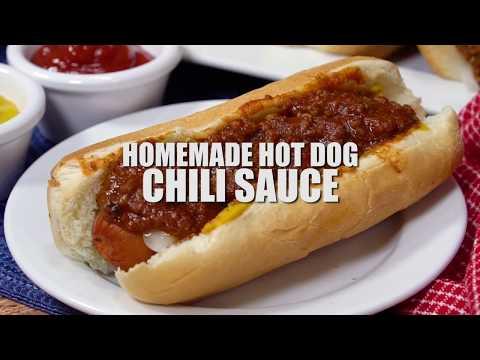 Xxx Mp4 How To Make Homemade Hot Dog Chili Sauce 3gp Sex