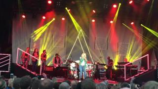 Anastacia - Time live @ Open Air Gießen - 15.07.2016 - HD