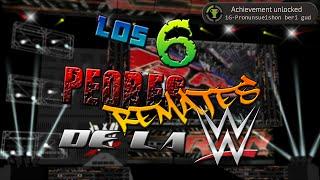 Los 6 peores remates de la WWE