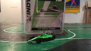 IndyCar Diecast Review: Danica Patrick 2018 1/64