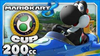 Mario Kart 8 - Egg Cup 200cc (3 Stars)