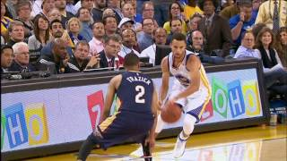 Stephen Curry EXPLODES For 46 Points and Sets NBA Record for Threes Made in a Game