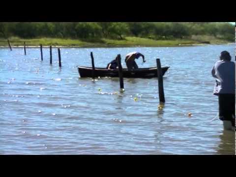 pesca con maya sabalera y espinel en la estancia cerca de los tachos