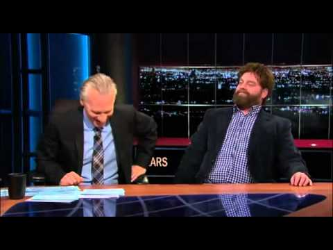 Xxx Mp4 Zach Galifianakis Smokes Weed On National Television Bill Maher S Show 3gp Sex