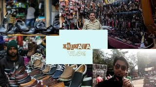 Padmapukur Leather Market, The Juto Bazar, Kolkata Vlog
