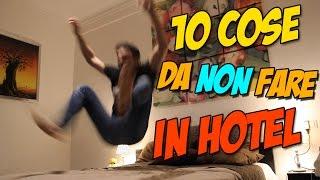 10 COSE DA NON FARE IN HOTEL - MOMENTI EPICI AL ROMICS