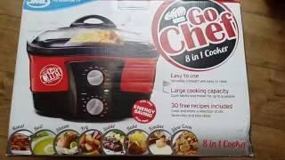 JML Multi cooker -   Unboxing + FREE JML Recipe book Download
