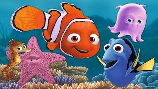 Disney Movies finding dory nemo - Disney Frozen Nemo and dory movie game with GERTIT.