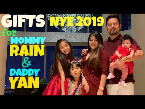 Xxx Mp4 OUR GIFTS For MOMMY RAIN DADDY YAN NEW YEAR 2019 3gp Sex