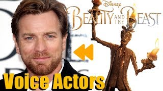 """""""Beauty and the Beast"""" (2017) Voice Actors and Characters"""