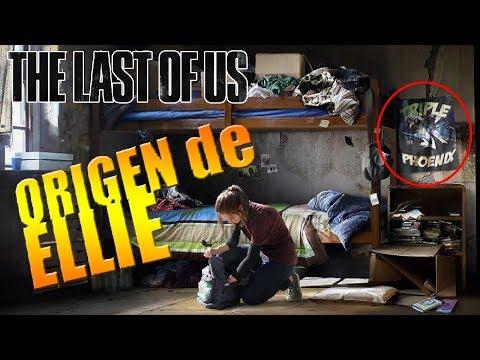 The Last of Us: El ORIGEN de Ellie EXPLICADO
