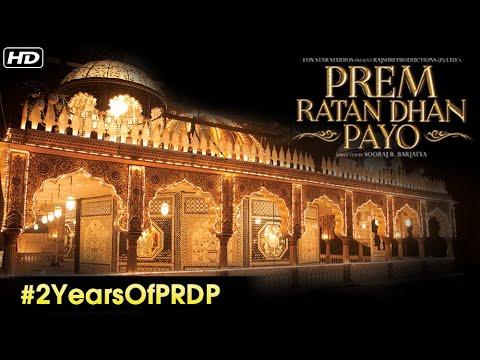 Prem Ratan Dhan Payo | The Making of Sheesh Mahal | Salman Khan | EXCLUSIVE Behind The Scenes