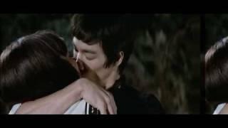 Bruce Lee Kiss Scene