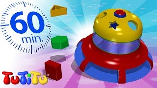 TuTiTu Specials | Shape Sorter | And Other Popular Toys For Children | 1 HOUR Special