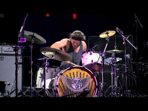 Guitar Center Drum Off 2012 Finalist Aric Improta