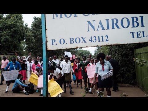Xxx Mp4 Nairobi S Moi School Board Sacked Over Handling Of Rape Attack 3gp Sex