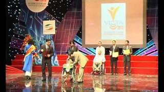 NLS nhận giải thưởng VICTA 2010