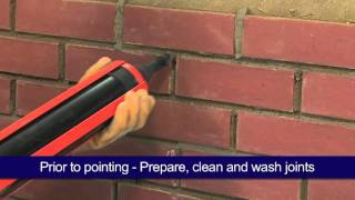Pointing & Grouting Applicator