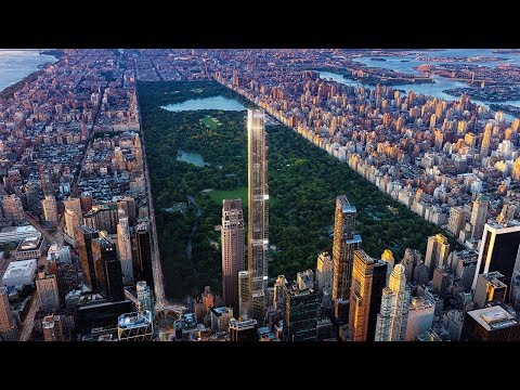 The Rise and Rise of New York s Billionaire s Row The B1M