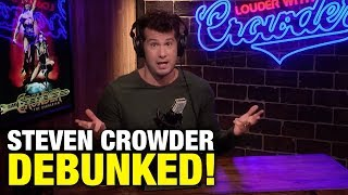 Top 5 Myths About Steven Crowder Debunked! | Louder With Crowder