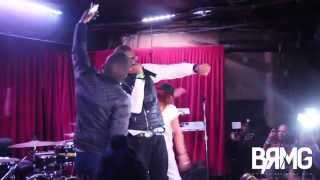 Mostack - 'No Buddy' (Live) With Paigey Cakey [@RealMostack @Paigey_Cakey]   BRMG