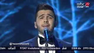 Arab Idol - الحلقات المباشرة-حازم شريف- قارئة الفنجان