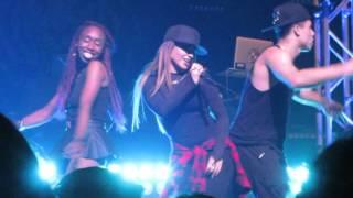 "Becky G - ""Shower"" at La Familia Tour Miami, FL"