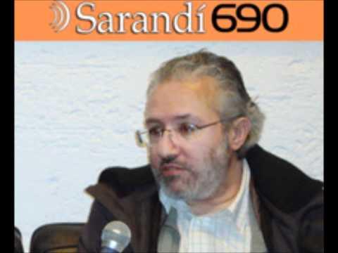 21.4.12 ENTREVISTA A GIORGIO BONGIOVANNI RADIO SARANDÍ MONTEVIDEO URUGUAY
