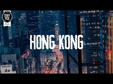 Magic of Hong Kong. Mind blowing cyberpunk drone video of the craziest Asia's city by Timelab.pro