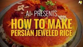 How To Make Persian Jeweled Rice