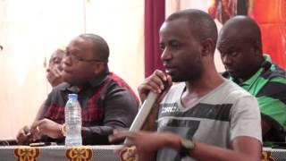 Semina ya FURSA - Niki wa Pili akizungumza