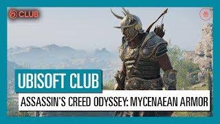 UBISOFT CLUB REWARDS: GET THE MYCENAEAN ARMOR FOR KASSANDRA OR ALEXIOS IN ASSASSIN
